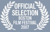 Official Selection - Boston Independent Film Festival